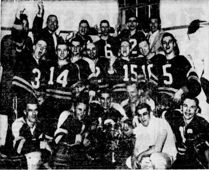 1958-59 British Columbia Senior Playoffs