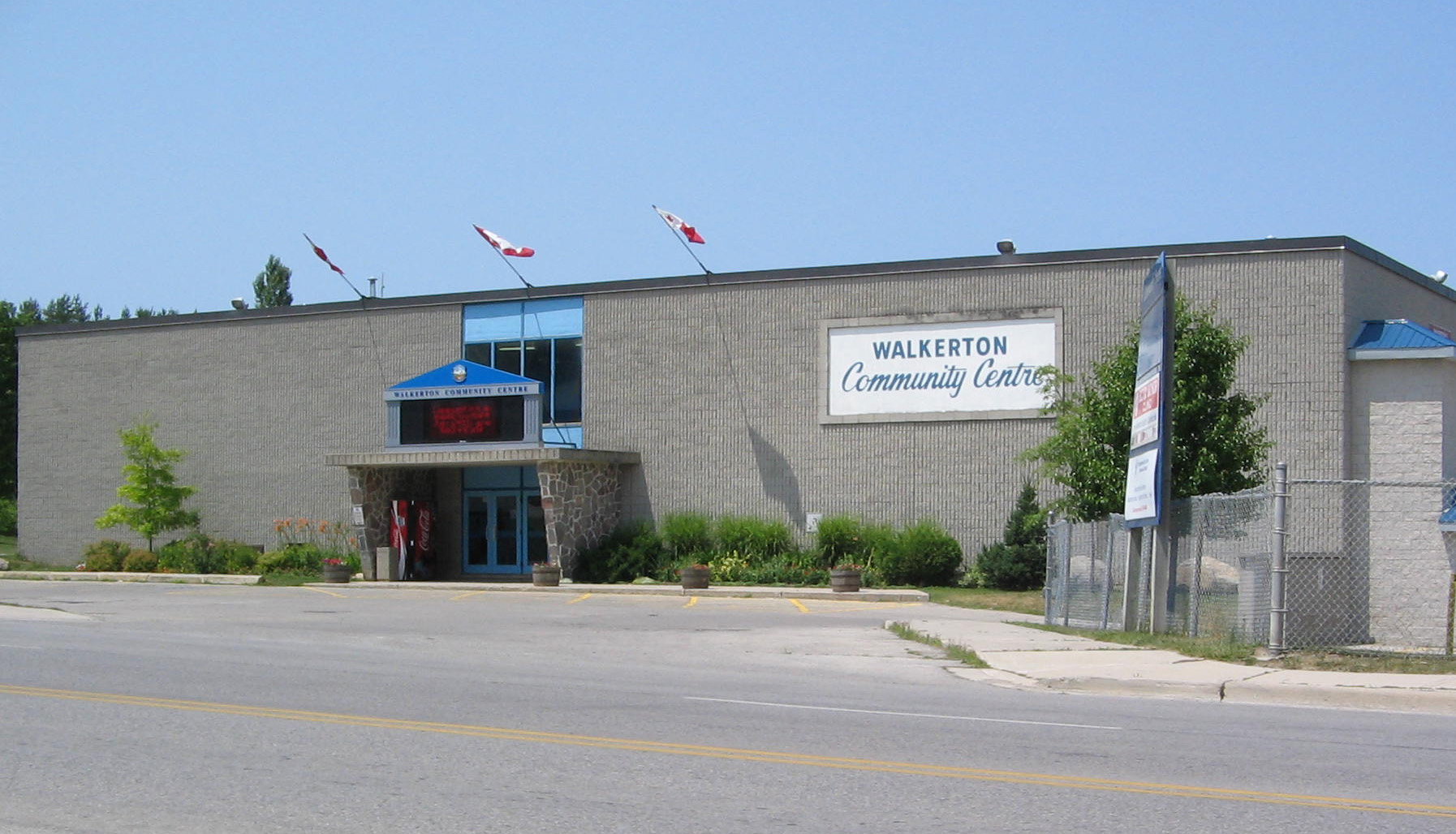 Walkerton Community Centre