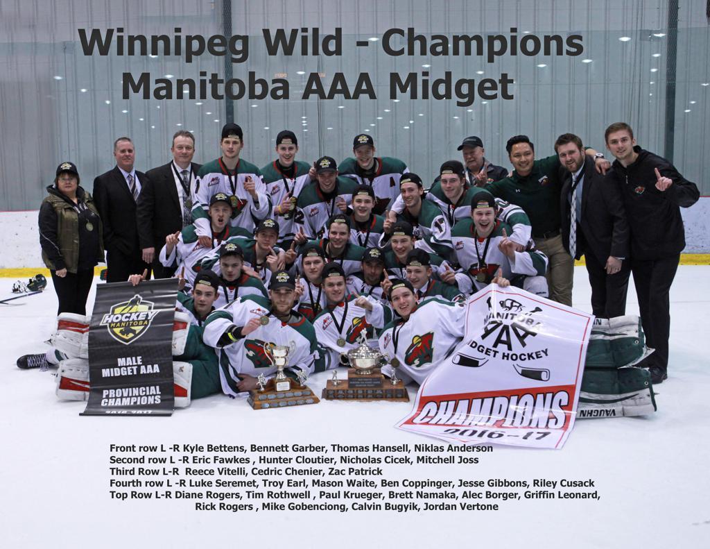 2016-17 Winnipeg Wild season