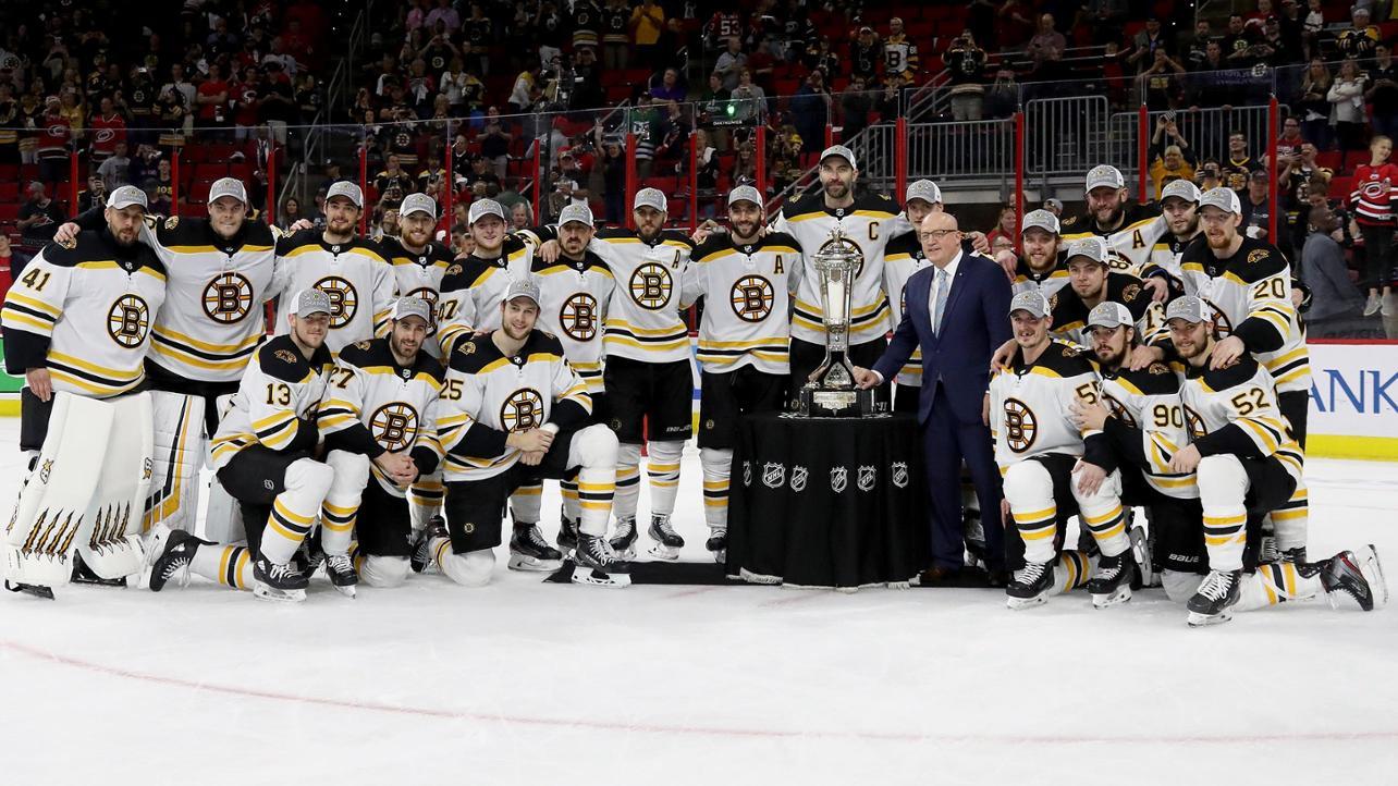 2018–19 Boston Bruins season