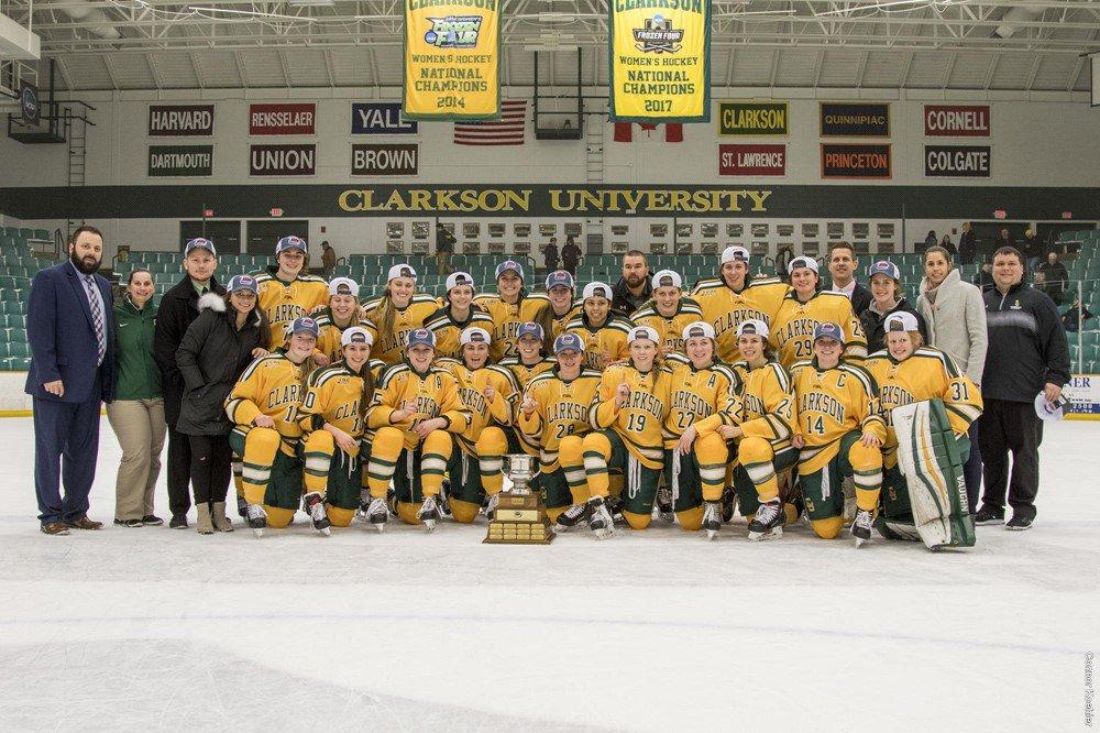 2017-18 ECAC Women's Season