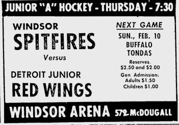 1973-74 SOJAHL Season