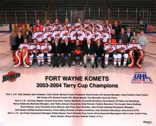 2003-04 UHL season