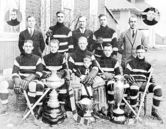 1923-24 British Columbia Senior Playoffs