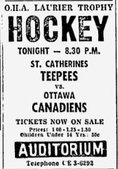 1956-57 Laurier Cup