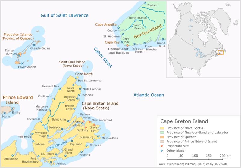 Cape Breton Major Hockey League