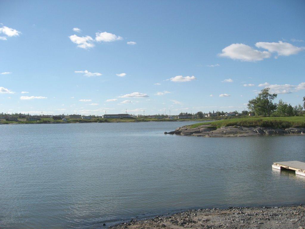 Cross Lake, Manitoba