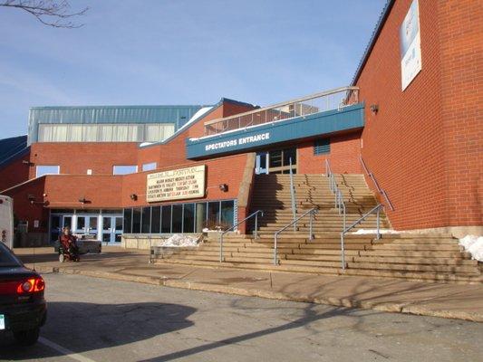 Zatzman Sportsplex
