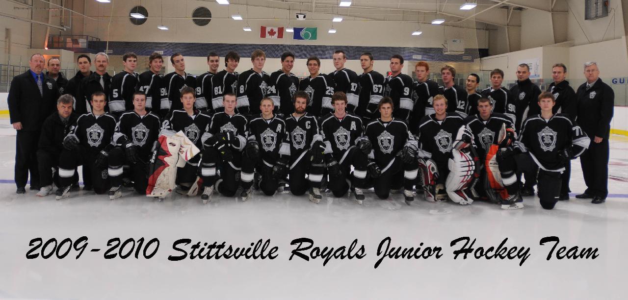 2009-10 EOJHL Season