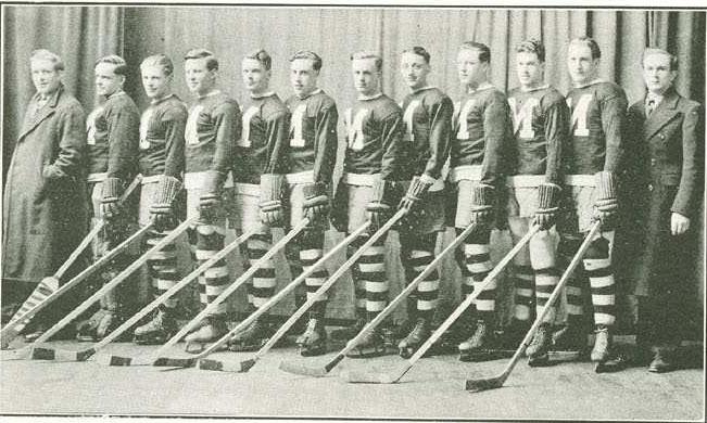 1934-35 MIAA Season