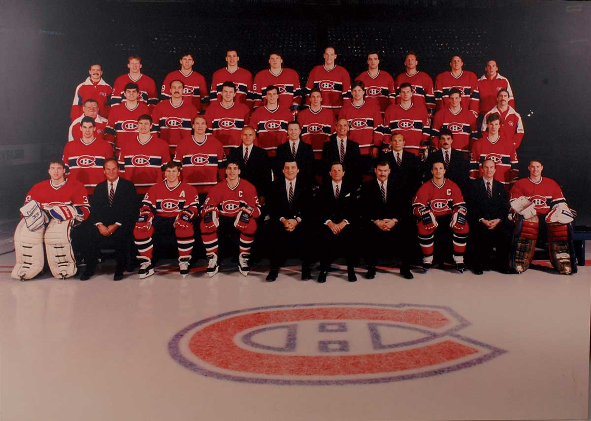 1989–90 Montreal Canadiens season