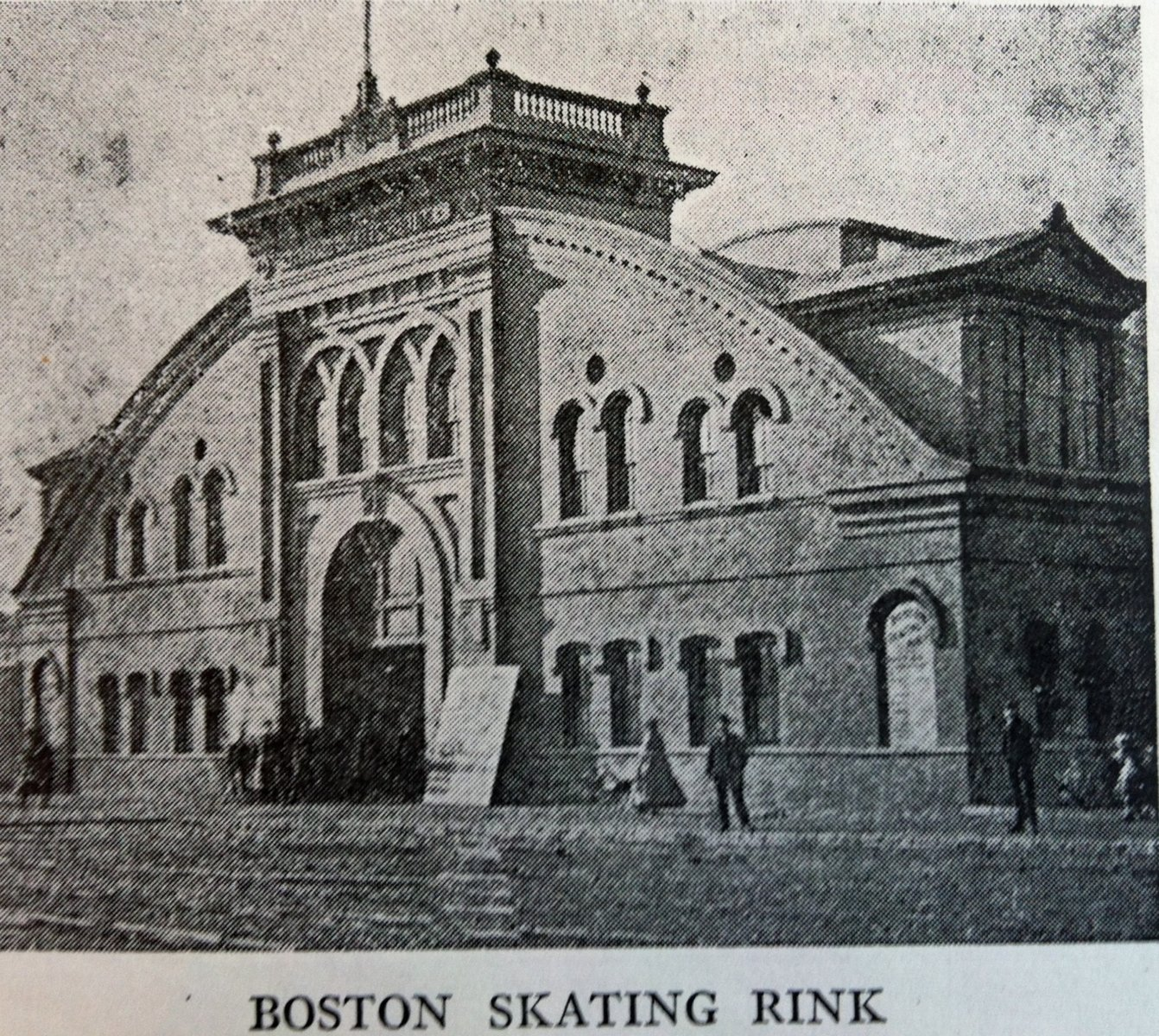 Boston Skating Rink