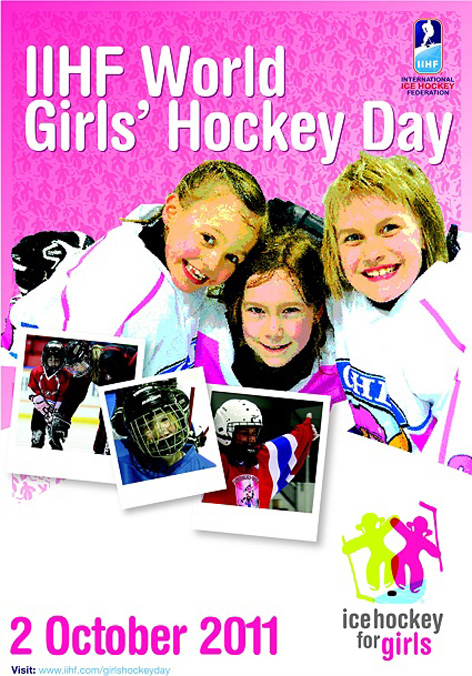 IIHF World Girls' Hockey Day