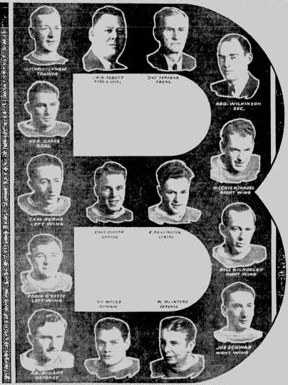 1934-35 Saskatchewan Senior Playoffs