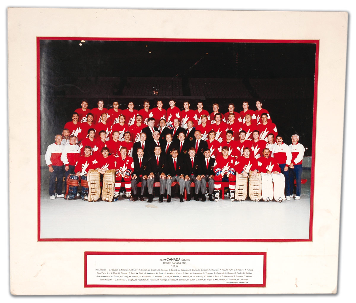 1987 Canada Cup