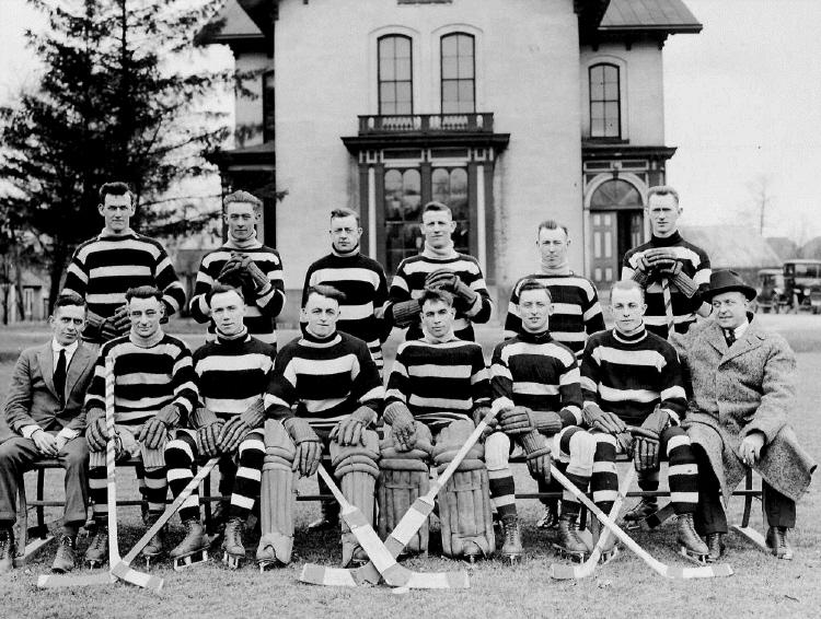 1921-22 OHA Intermediate Groups
