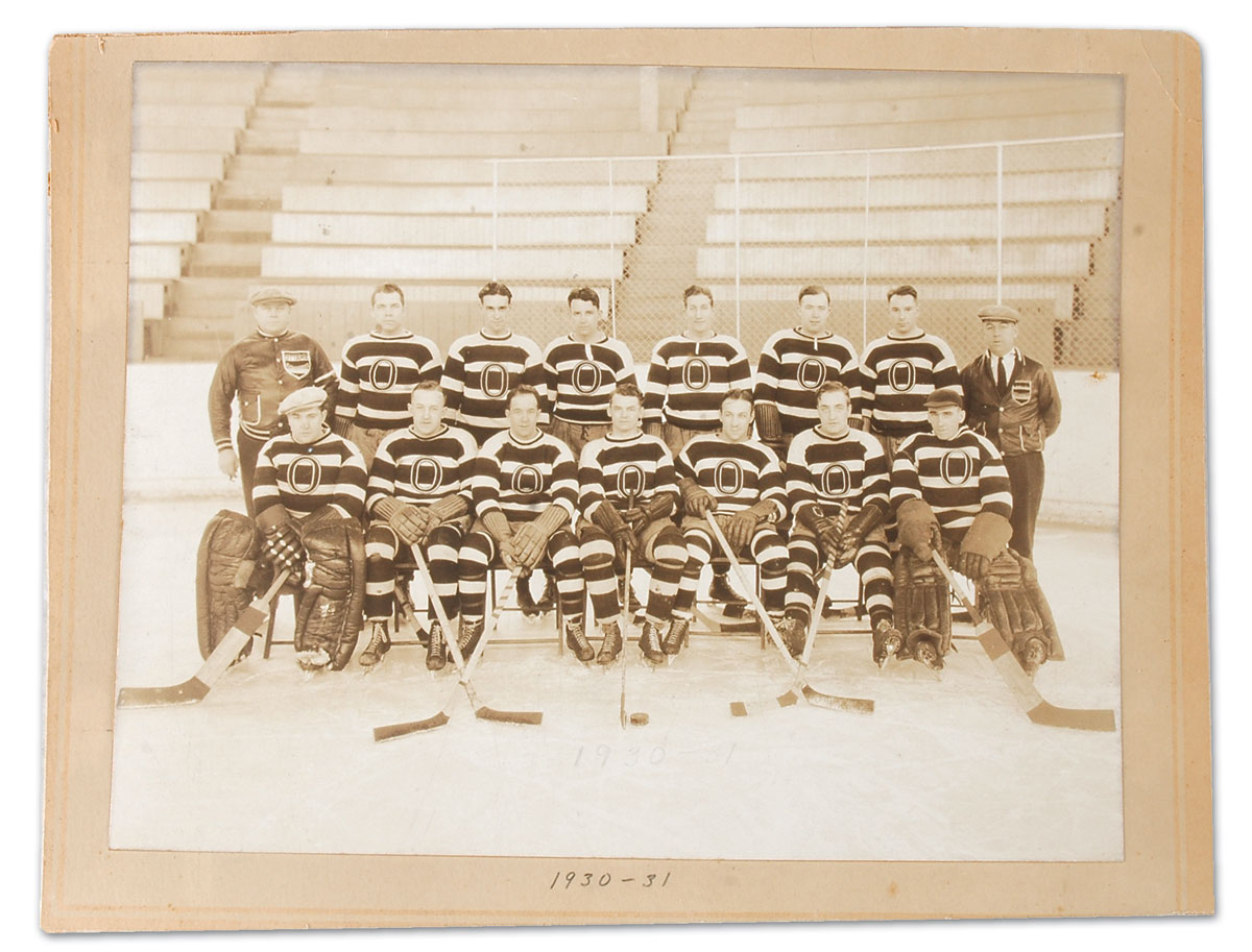 1930–31 Ottawa Senators season
