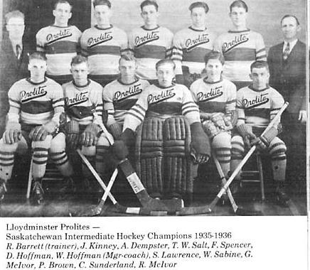 1935-36 Saskatchewan Intermediate Playoffs