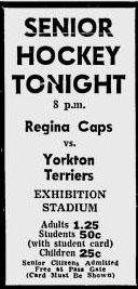 1969-70 Saskatchewan Senior Playoffs