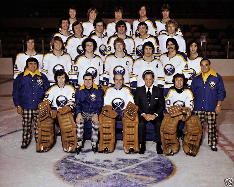 1974–75 Buffalo Sabres season