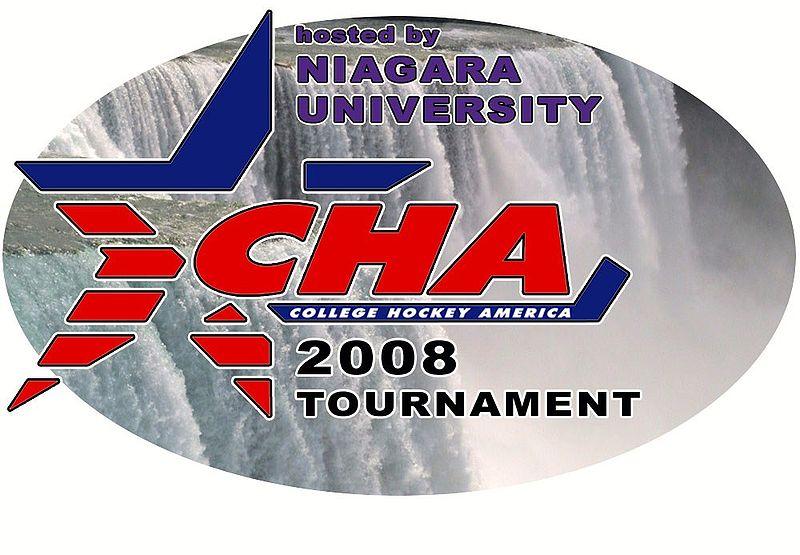 2008 CHA Men's Ice Hockey Tournament