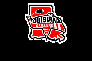 Louisiana Drillers logo.png