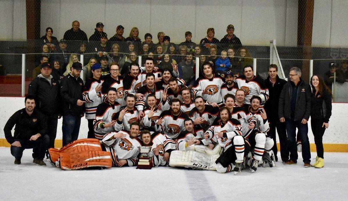 2017-18 Sask/Alta Senior Hockey League Season