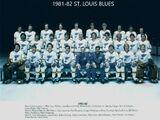 1981–82 St. Louis Blues season
