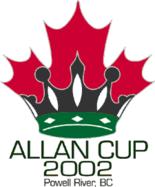 2002 Allan Cup