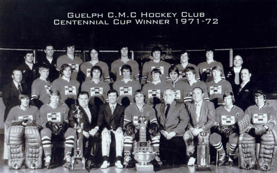 1972 Hewitt-Dudley Memorial Trophy