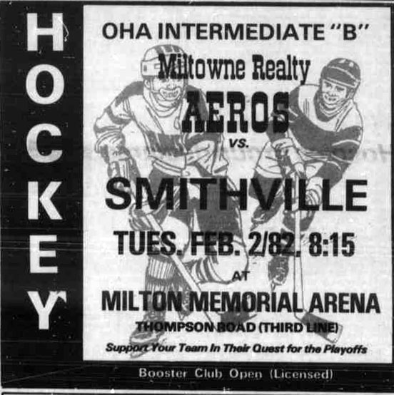 1981-82 OHA Senior Season