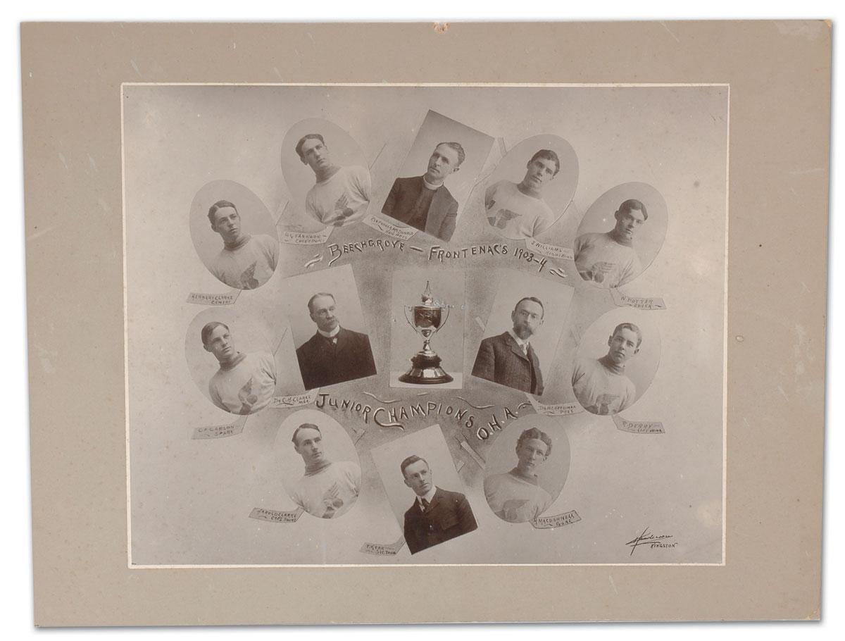 1903-04 OHA Junior Season