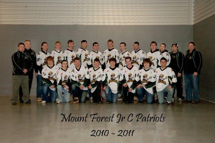 2010-11 WOJCHL Season