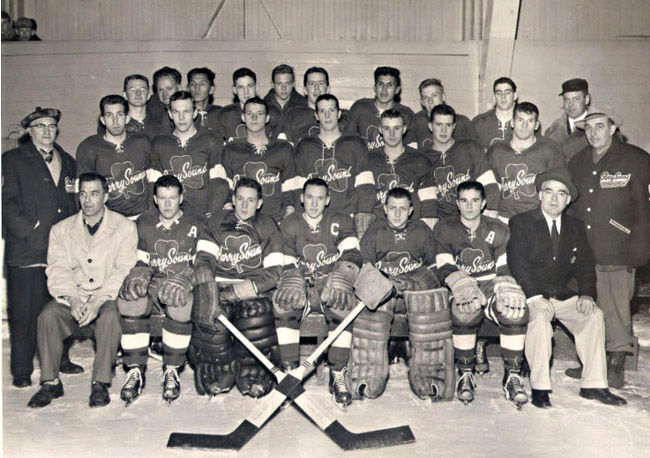 1957 Clarence Schmalz Cup