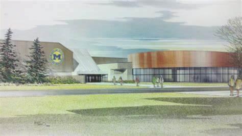 UM-Dearborn Ice Arena