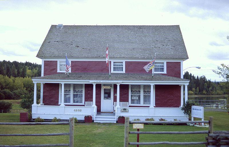 100 Mile House, British Columbia