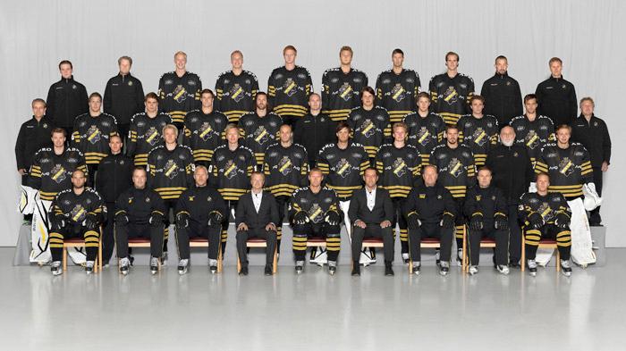 2012–13 Elitserien season
