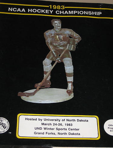 1983 Frozen Four