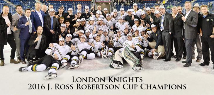 2015-16 OHL Season