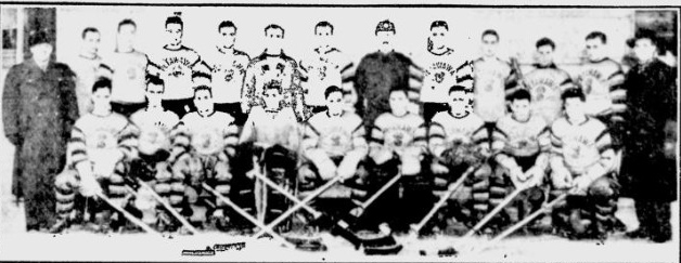 1940-41 Ottawa District Senior Playoffs