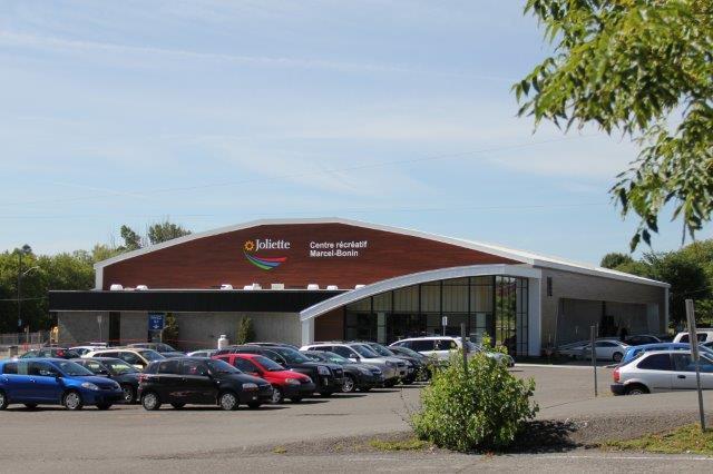 Centre récréatif Marcel-Bonin