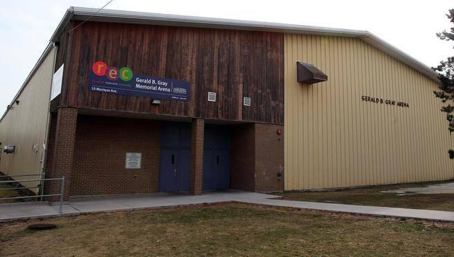 Gerald B Gray Memorial Arena