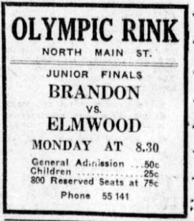 1927-28 MJHL Season