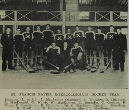 1941-42 MIAA Season