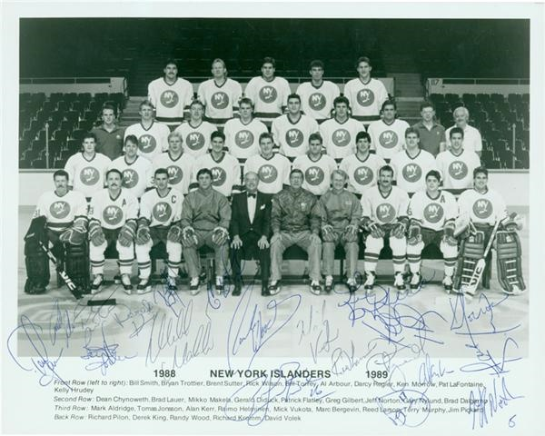 1988–89 New York Islanders season