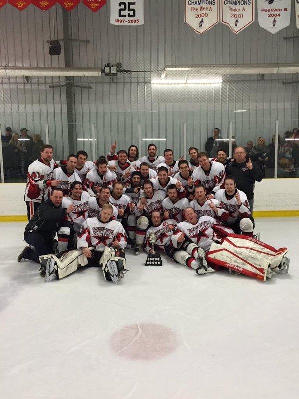 2015-16 North Central Hockey League (Alberta) Season