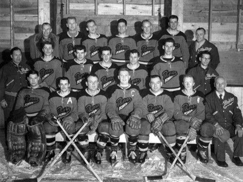 1956-57 Western Canada Intermediate Playoffs