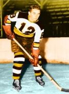 Flash Hollett-First black and gold