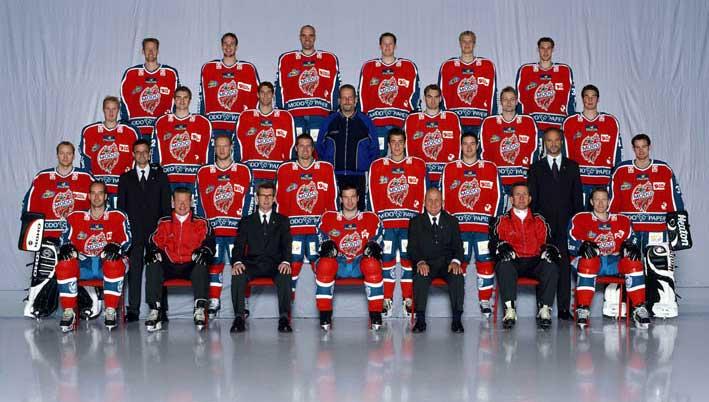 2000-01 Elitserien season