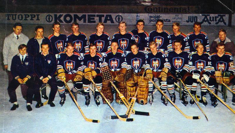1969-70 SM-sarja season